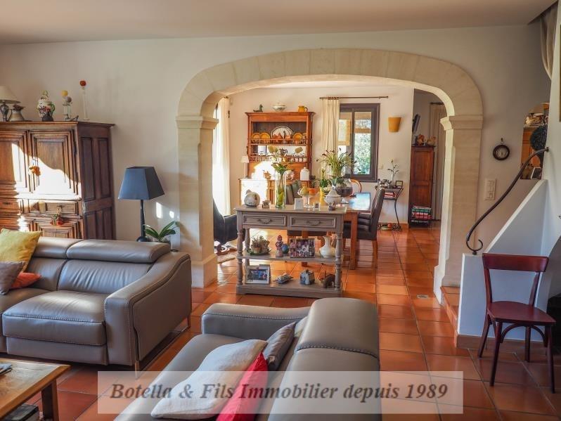 Venta de prestigio  casa Uzes 516000€ - Fotografía 5