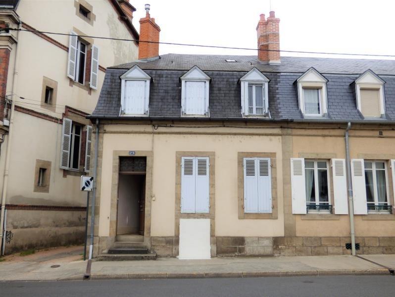 Venta  casa Moulins 75500€ - Fotografía 1