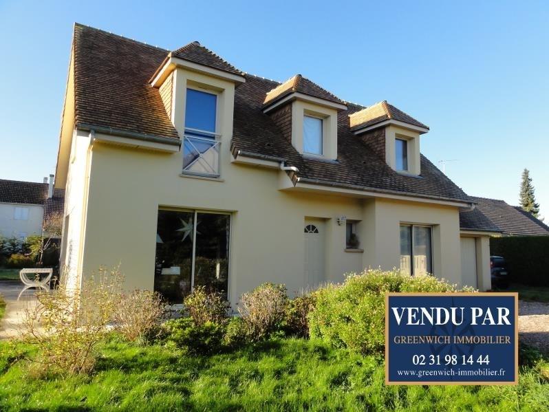 Vente maison / villa Villers sur mer 410000€ - Photo 1