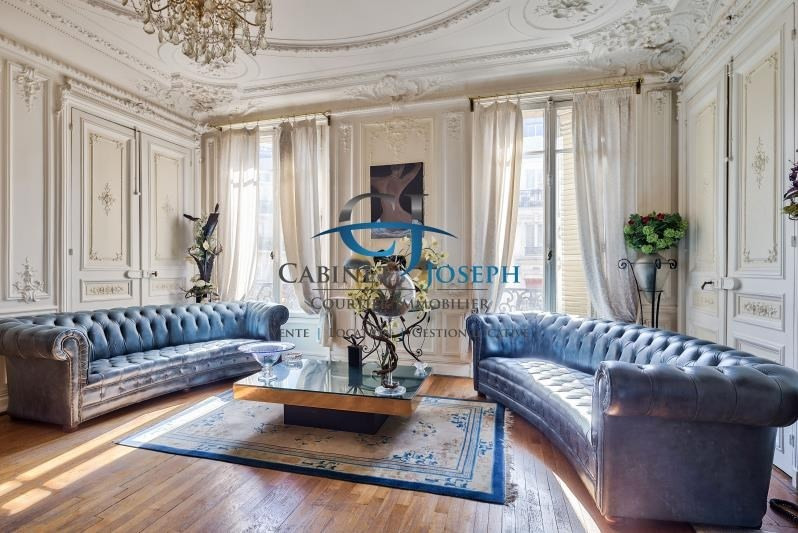 Vente de prestige appartement Paris 9ème 1 890 000€ - Photo 2