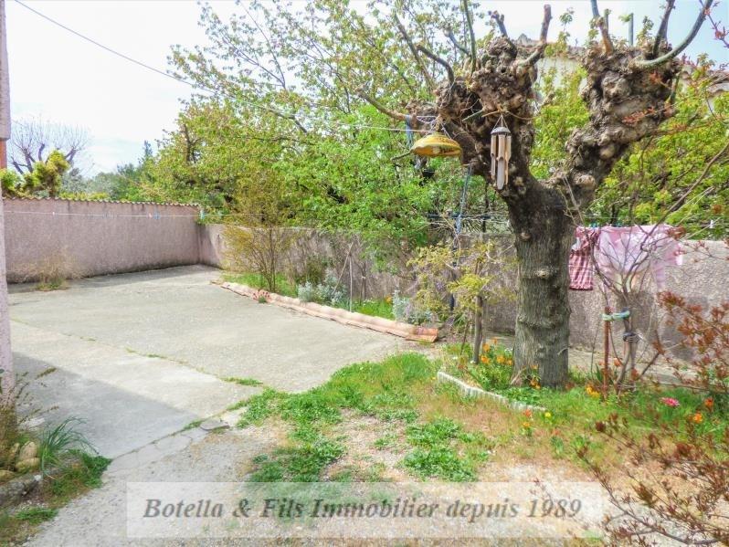Venta  casa Bagnols sur ceze 154000€ - Fotografía 6