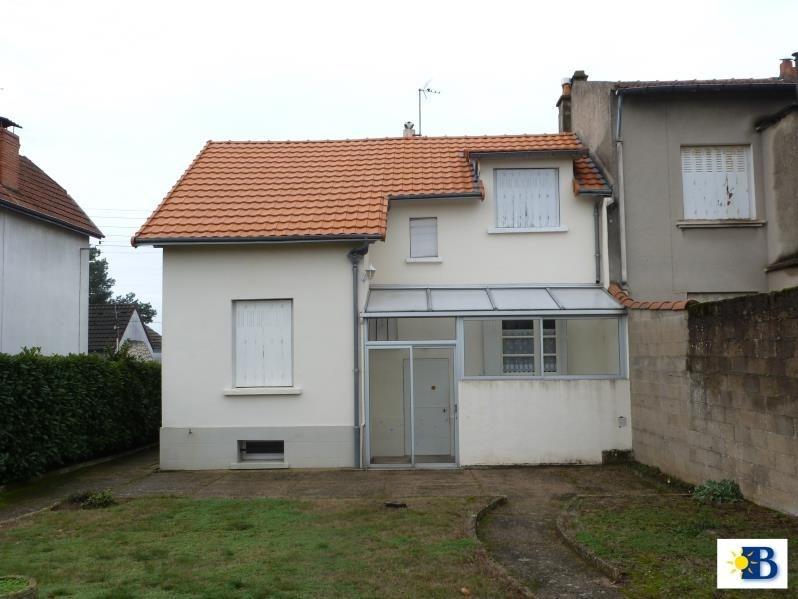Vente maison / villa Chatellerault 107000€ - Photo 3