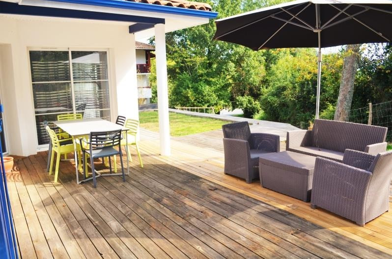 Vente maison / villa Bidart 487600€ - Photo 1