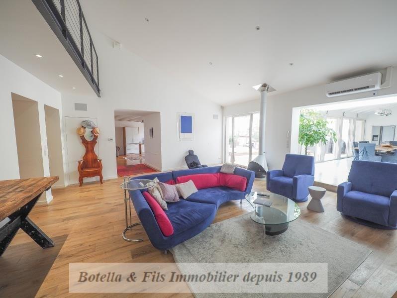 Venta de prestigio  apartamento Uzes 1250000€ - Fotografía 15