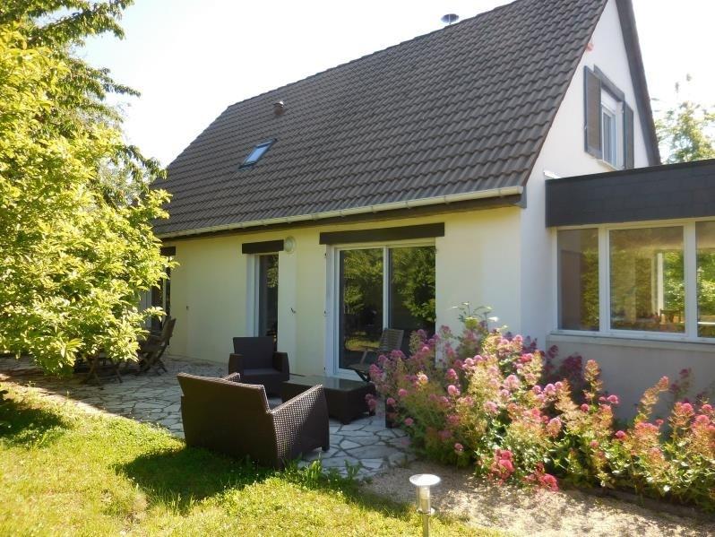 Revenda casa Bieville beuville 349800€ - Fotografia 2