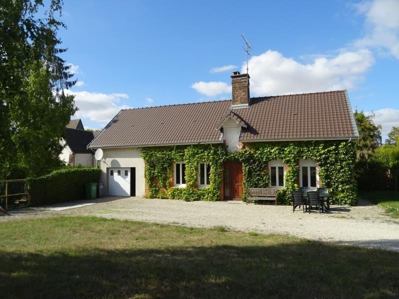 Vente maison / villa Vailly 153000€ - Photo 1