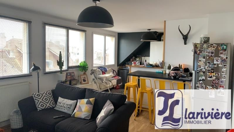 Rental apartment Wimereux 525€ CC - Picture 1