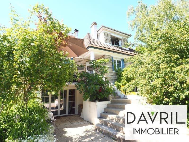 Vente maison / villa Andresy 440000€ - Photo 1