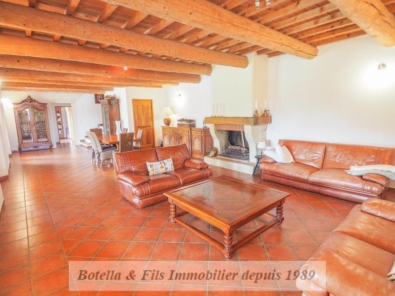 Vente de prestige maison / villa Uzes 845000€ - Photo 7
