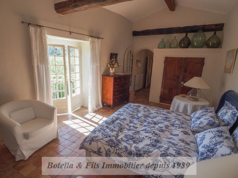 Immobile residenziali di prestigio casa Uzes 1100000€ - Fotografia 17