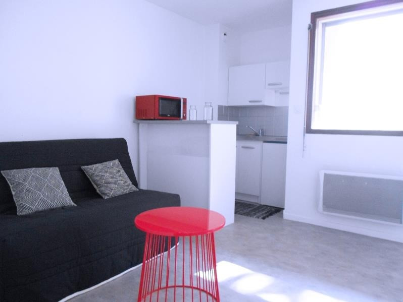 Rental apartment Nimes 400€ CC - Picture 1