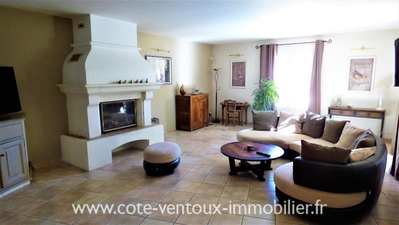 Vente maison / villa Aubignan 480 000€ - Photo 2