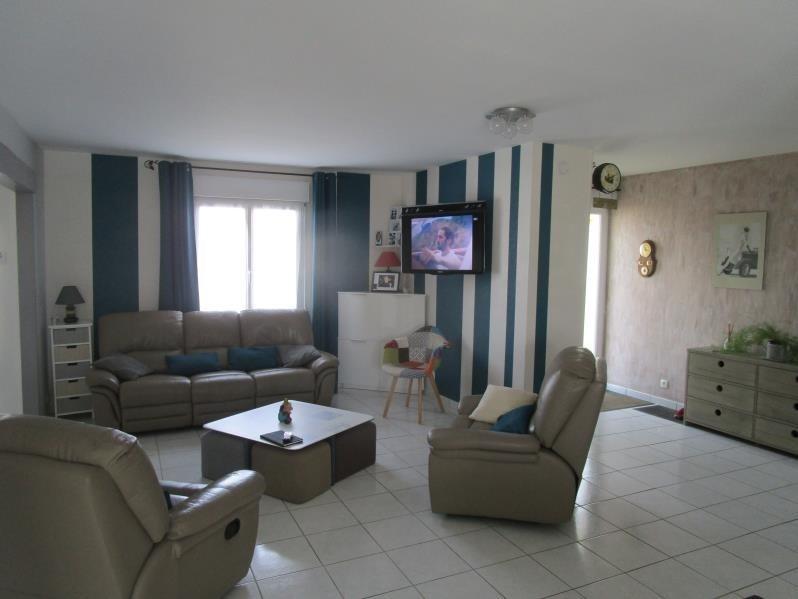 Vente maison / villa St martin de st maixent 176800€ - Photo 9
