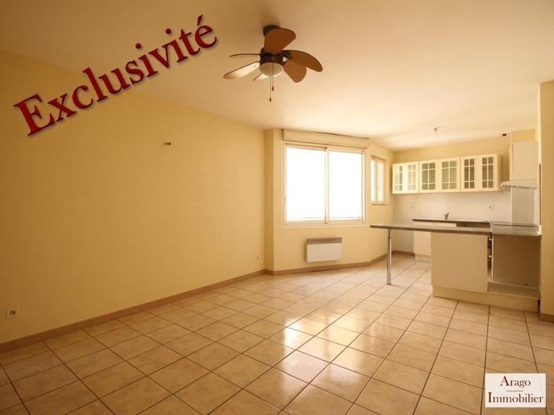 Vente appartement Rivesaltes 83 000€ - Photo 1