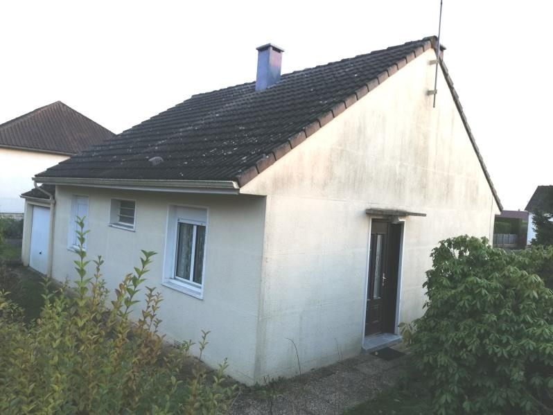 (detached) house 3 rooms