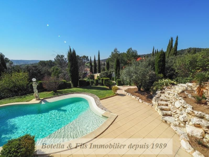 Verkoop van prestige  huis Uzes 749000€ - Foto 10