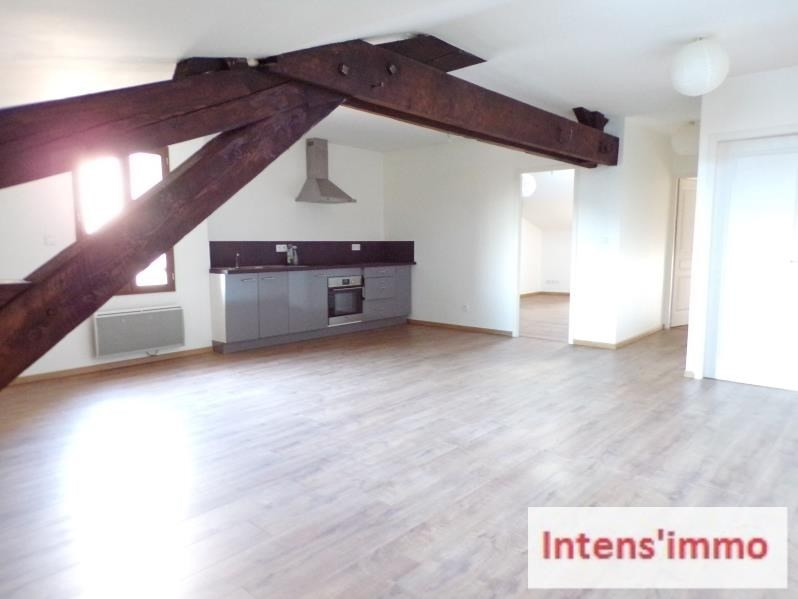 Location appartement Romans sur isere 550€ CC - Photo 1