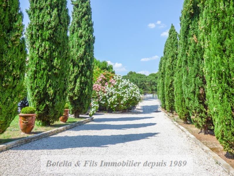 Verkoop van prestige  huis Uzes 997000€ - Foto 2