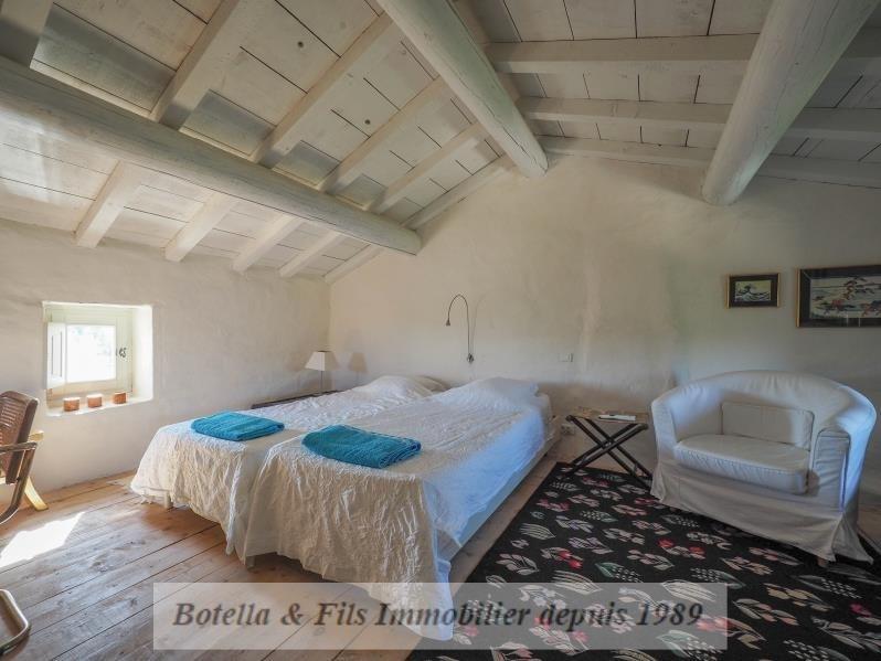 Vente de prestige maison / villa Uzes 548000€ - Photo 11