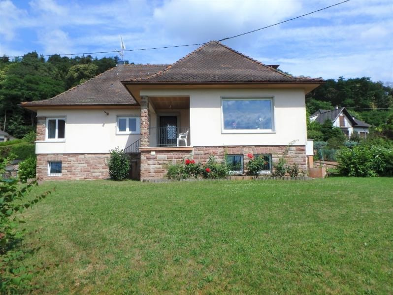 Sale house / villa Dossenheim-sur-zinsel 299 500€ - Picture 1