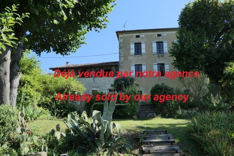 Sale house / villa Lectoure 306000€ - Picture 1