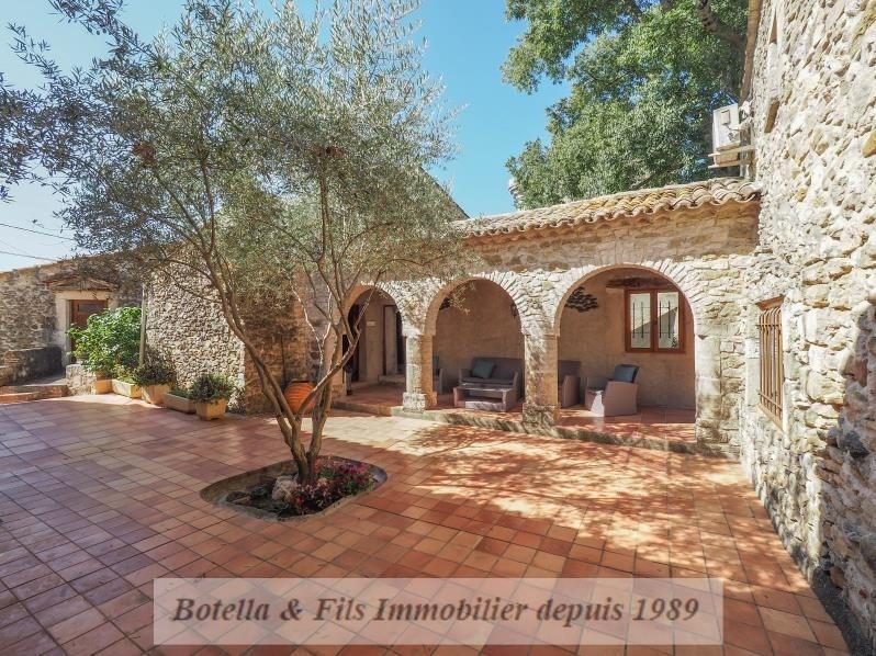Verkoop van prestige  huis Uzes 810000€ - Foto 10