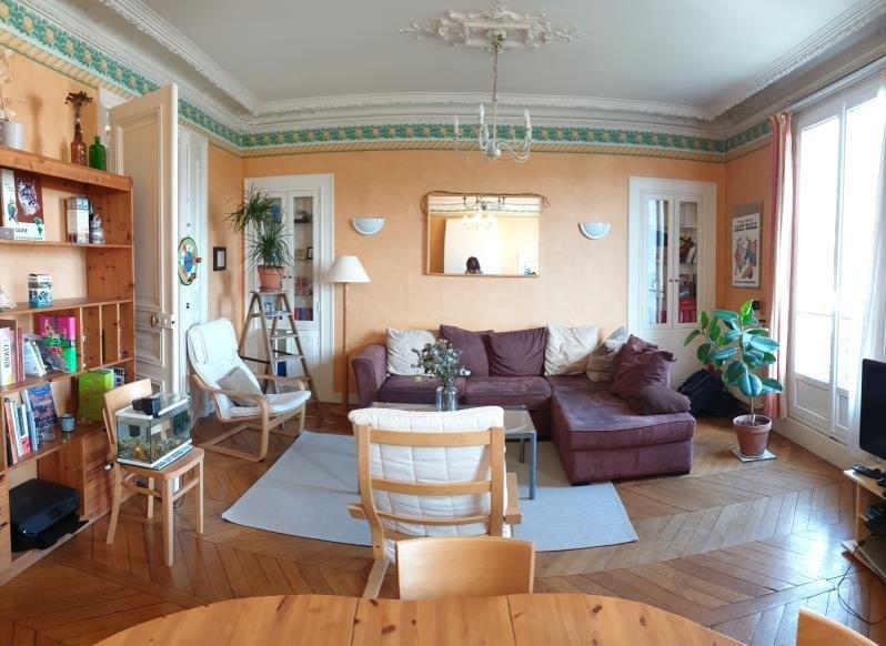 Vente de prestige appartement Paris 11ème 1220000€ - Photo 3