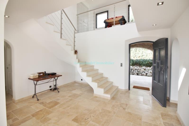 Vente de prestige maison / villa Le tignet 1070000€ - Photo 8