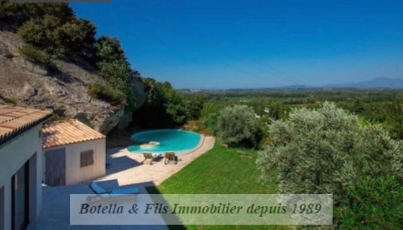 Verkoop van prestige  huis Villeneuve les avignon 936000€ - Foto 1