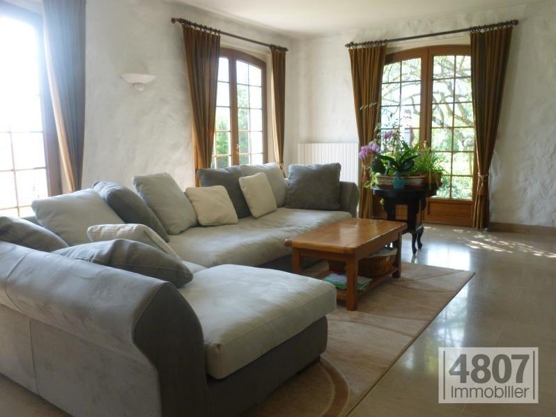 Vente maison / villa Marignier 445000€ - Photo 2