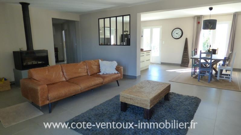 Vente maison / villa Mazan 430000€ - Photo 3