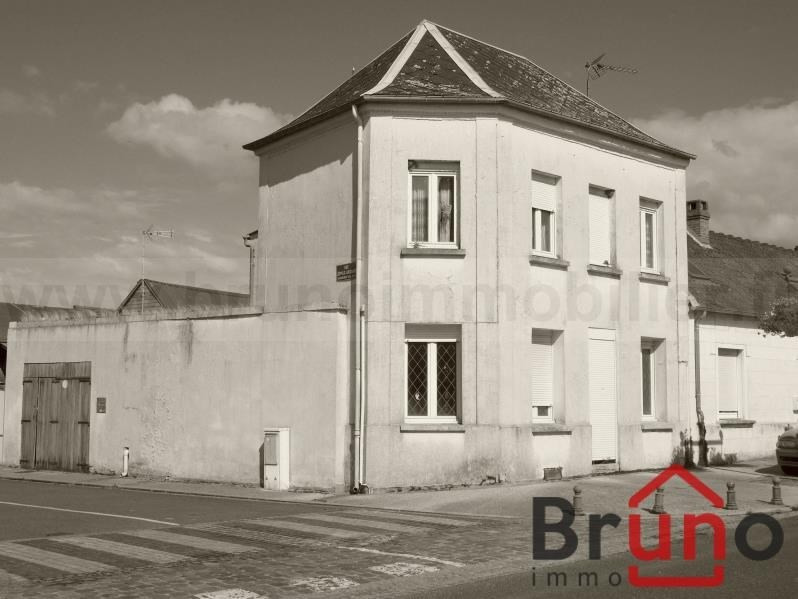 Revenda casa Noyelles sur mer 70000€ - Fotografia 1