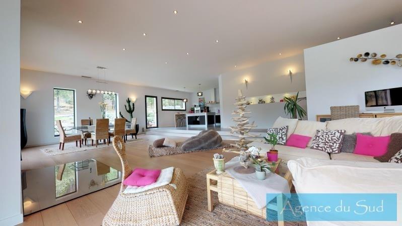 Vente de prestige maison / villa Cuges les pins 1299000€ - Photo 5