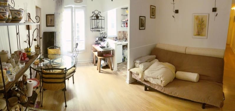 Sale apartment Paris 11ème 460 000€ - Picture 1