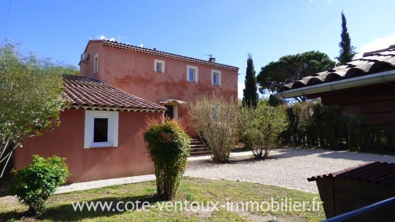 Vente maison / villa Aubignan 325000€ - Photo 5