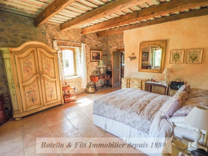 Venta de prestigio  casa Uzes 825000€ - Fotografía 7