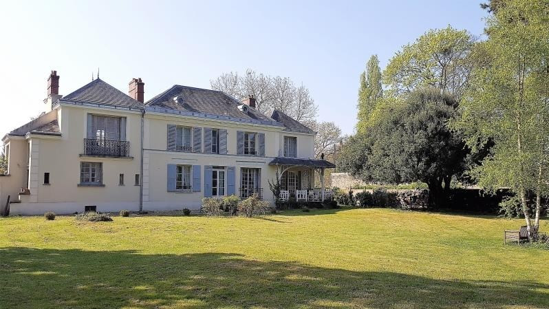 Vente de prestige maison / villa Vaux le penil 595000€ - Photo 1