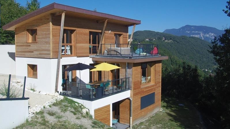 Venta de prestigio  casa Conjux 445000€ - Fotografía 4
