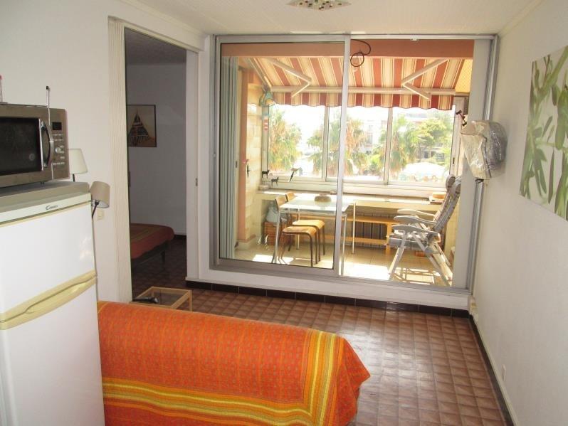 Sale apartment Balaruc les bains 139000€ - Picture 3