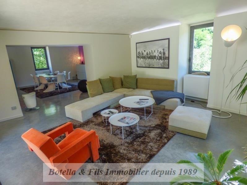 Immobile residenziali di prestigio casa Barjac 795000€ - Fotografia 9