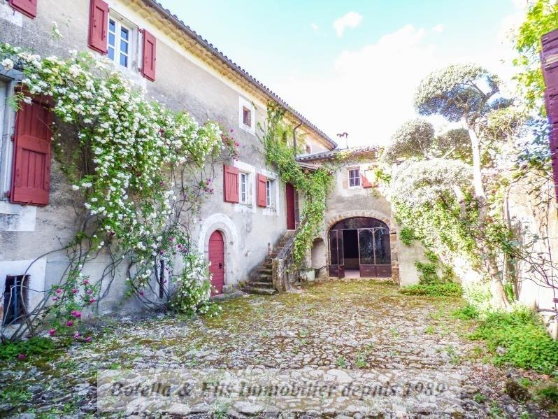 Verkoop van prestige  huis Anduze 1352000€ - Foto 5