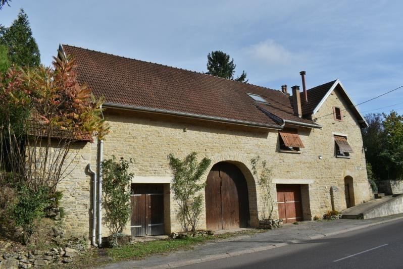 Sale house / villa Loulans verchamp 154000€ - Picture 1