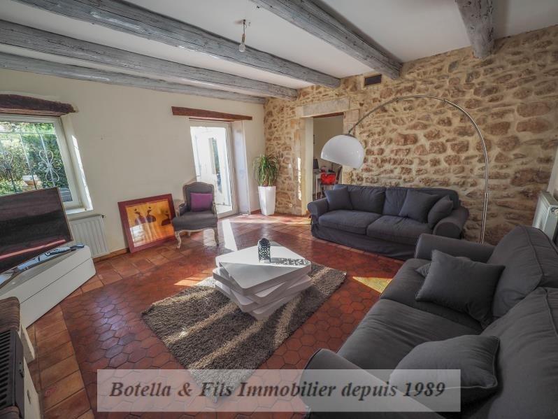 Vente maison / villa Bagnols sur ceze 378000€ - Photo 5