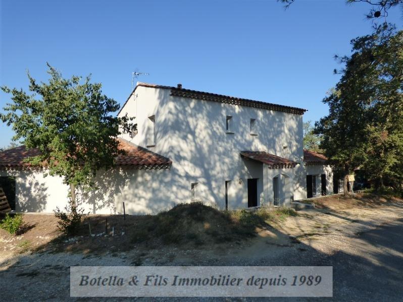 Verkoop  huis Uzes 361700€ - Foto 1