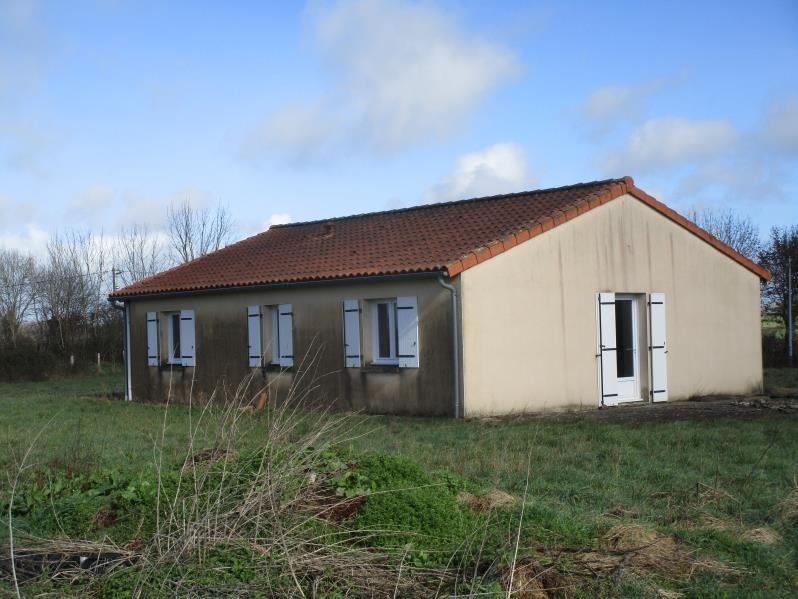 Vente maison / villa Verruyes 80000€ - Photo 3