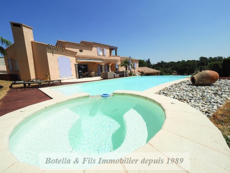 Vitalicio  casa Goudargues 226000€ - Fotografía 13