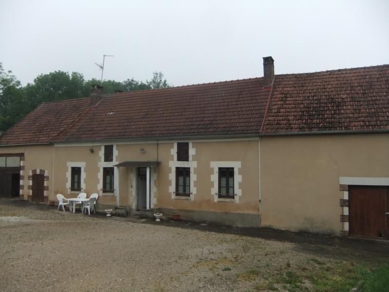 Vente maison / villa Charbuy 170000€ - Photo 2