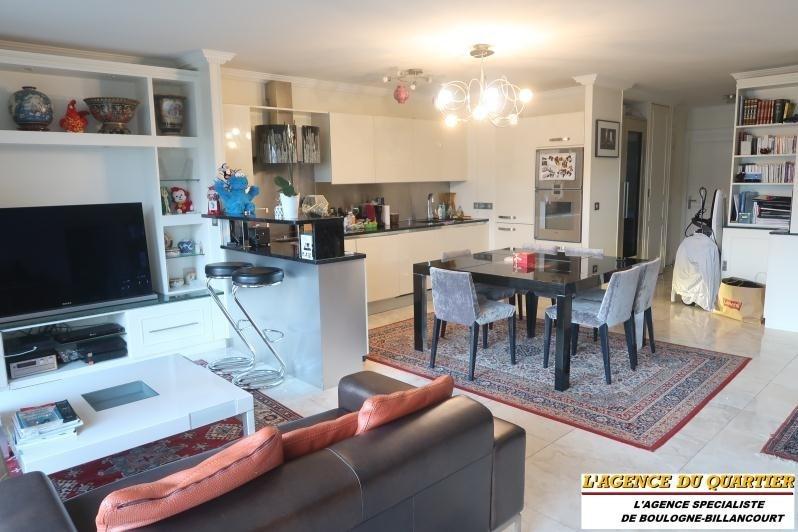 Locação apartamento Boulogne billancourt 3200€ CC - Fotografia 2