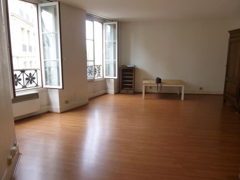 Vente appartement Paris 11ème 319000€ - Photo 1