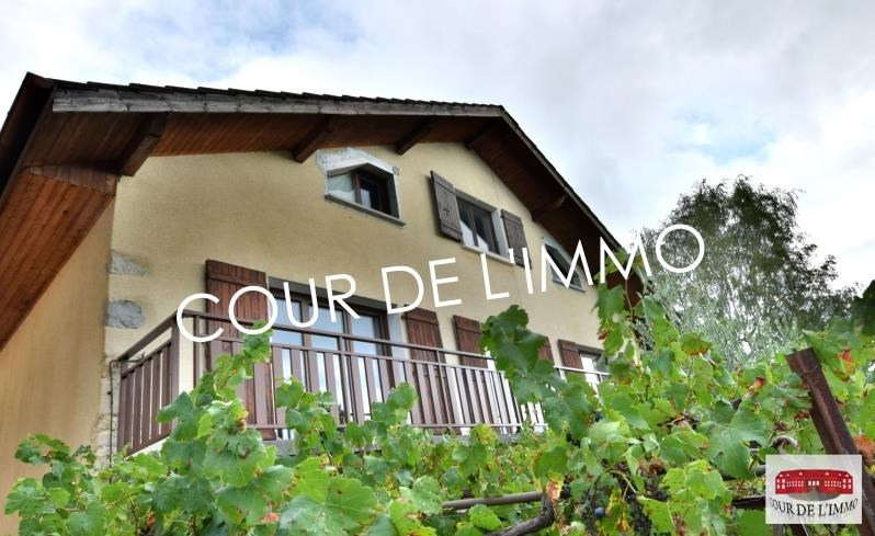 Sale house / villa Monnetier mornex 490000€ - Picture 10